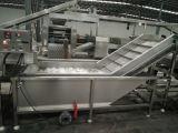 Pommes chips qualifiées faisant la machine avec des modèles modernes en vente