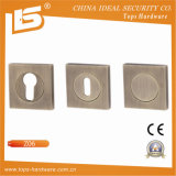 Brass. Zamak Rosette Door Handle (Z06-2. Z01. Z02. Z06. Z07-1)