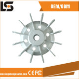 CNC passte den Aluminium Zeichnungs-Entwurf Druckguß mit anodisierenteilen/Aluminiumlegierung-Gussteil an