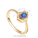 925 [سترلينغ سلفر ودّينغ] مجوهرات مع [موق] منخفضة ([ر-0472])