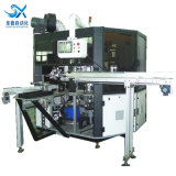 Plástico automática de la pantalla de seda del tubo de la máquina de impresión de tipo rotativo