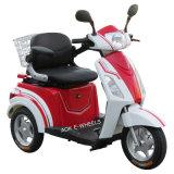 tricycle électrique d'acide de plomb de 500W 48V pour les personnes âgées (TC-018)