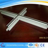 Tridimensional blanca Fut T cuadrícula / Barra de techo