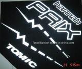 Reflecterende Heat Transfer label voor alle soorten textiel