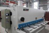 QC11k CNC-Guillotine-Platten-scherende Maschine