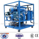 2-Stages Vacuum High Grade Transformer Oil Filtration Machine