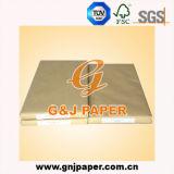 Papier sulfurisé de sandwich à blanc chinois pour l'emballage de nourriture