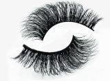 mehrschichtige natürliche handgemachte Wimper-weiche falsche Wimpern des Haar-3D
