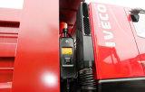 Camion à benne basculante de la vente 340/380HP 6X4 Iveco Genlyon chaud en Russie