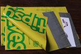 Poly sac d'emballage estampé par logo fait sur commande