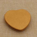 カスタムロゴの最も安い金属のアルミニウム円形の構成かコンパクトまたは化粧品またはポケットミラー