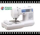 Вышивка домочадца машины вышивки Wonyo 2016 новая компьютеризированная & швейная машина