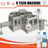 Línea de relleno automática del agua mineral de la bebida de la botella/embotelladora de agua
