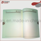 Alta calidad de encargo A4 Paperback promocional Ejercicio libro, el cuaderno de impresión
