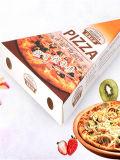 Изготовленный на заказ черные Food-Grade коробки пиццы