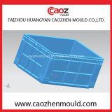A caixa média injetada plástico/vira o molde da caixa