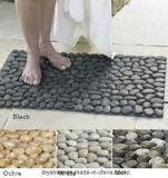 Stone Pebble Custom Floor Mat Masaje de pies