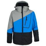 2015의 Mens 겨울 방수 Ripstop 스키 재킷