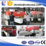 Hydraulic Four-Column Leather Beam Cutting Machine