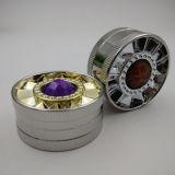 La amoladora más nueva del metal de la especia de la amoladora del tabaco de la hierba del diseño