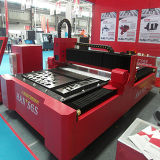 Máquina para corte de metales del laser del CNC de la fibra dual del mecanismo impulsor del equipo del laser