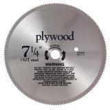 La circonvallazione d'acciaio la lama per sega per il taglio del Polywood