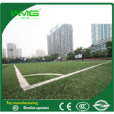 relvado artificial do fio do PE do Monofil de 50mm para o campo de futebol 8800dtex