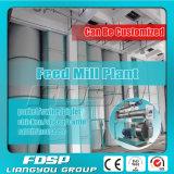 Máquina de proceso de alimentación del ratón de la alta calidad 50t/H