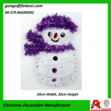 Tinsel Snowman의 크리스마스 Decoration Gift