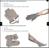 Pie Electronic Massage Socks para Tens Massager