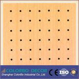 Comitato acustico del legname di legno del quadrato di standard europeo