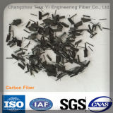 O Raw Material Carbon Fiber para Construction Reinforcement Used em Industry