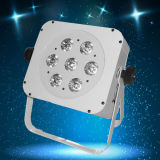 7PCS 15W Stage Wash Effect Light para o Party Party Party