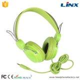 Qualität ODM-Kopfhörer mit geprägtem Firmenzeichen