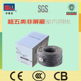 Lan Cable Communication UTP/FTP/STP/SFTP From Professional Manufacturer del gatto 5e