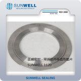 Centro da tomada: Gaxeta de Sunwell Kammprofile com anel exterior frouxo