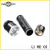 Kampierende LED Taschenlampe der Aluminiumlegierung-450 der Lumen-8W 26650 der Batterie-