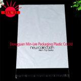 BOPP Material Clothes Plastic Header Bag com auto-adesivo