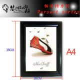 Aangepaste Snap Aluminum kunst-Photo Frame voor Decoration met LED