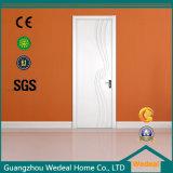 Peau en bois solide de porte de la porte HDF (WDHO78)