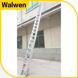 9.6 Ladder van de Combinatie van het Aluminium van de m2- Sectie de Multifunctionele Telescopische