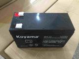12V 7ah Leitungskabel saure AGM-Batterie für Notbeleuchtung, Roller