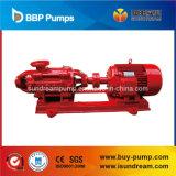 Bomba de vários estágios horizontal para a aplicação de alta pressão & grande do volume