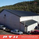 CER-BV-anerkannte vorfabrizierte Stahlkonstruktion-Fabrik