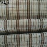 Il filato tessuto del popeline di cotone ha tinto il tessuto per le camice/vestito Rls40-40po degli indumenti