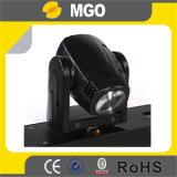 Luz principal móvil de la viga del disco LED de cuatro cabezas