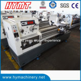 Torno para corte de metales de la máquina/del metal del torno de la Boquete-Cama de la alta precisión CS6150X1500