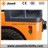 Zowell 힘을 당기는 6 톤을%s 가진 전기 견인 트랙터