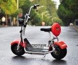 Мотоцикл 2016 самоката Citycoco 1000W 72V колес автомобиля электрический