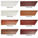 [7.5كم] [مولتي-سليد] خشبيّة [قربّد] جدار [سكيريتنغ] لون